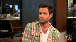 dan humphrey penn badgley surprised by gossip girls ending hpl