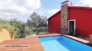 Luxury villa in Tossa de Mar for 10 persons
