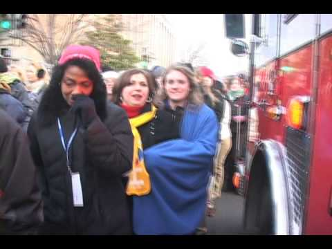 Obama Inauguration-Jackson Mvunganyi's vlog part 1