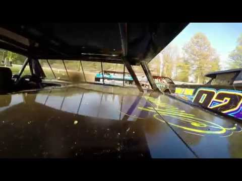 Ted Mascho #88 | In-Car Camera | Little Valley Speedway | 5-25-14