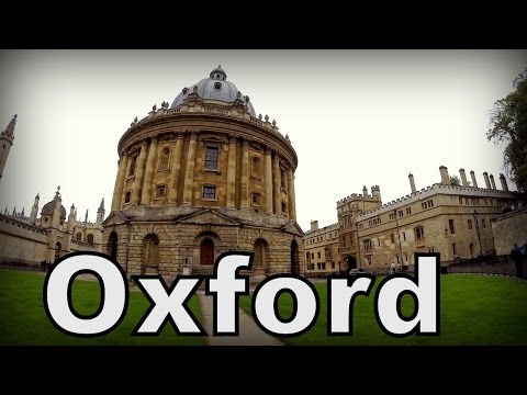VLog: Oxford, UK