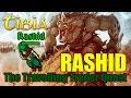 MAM NOWEGO KUMPLA - RASHID - The Travelling Trader Quest - Tibia - Poradnik
