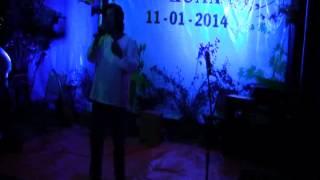 Khúc Xuân Du - 2014 (Tất niên du ca Sài Gòn 11-02-2014) phần 2