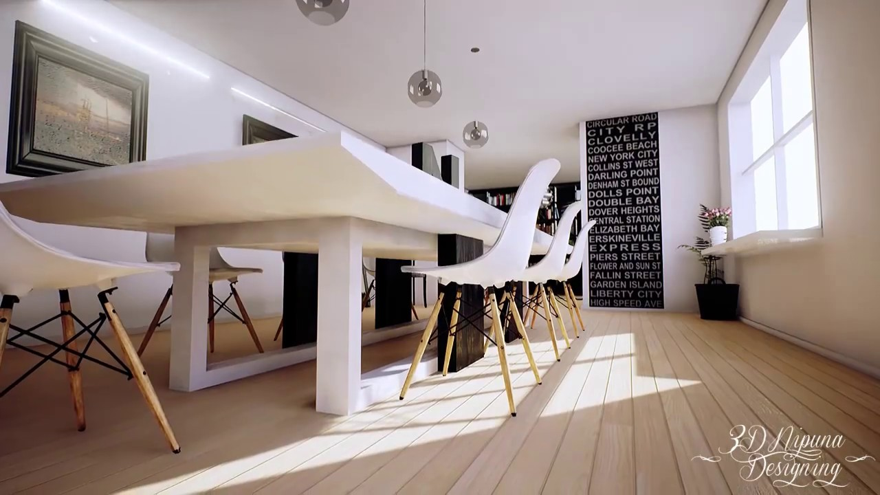 Unreal Engine 4 Interior Design Youtube
