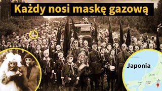 Dlaczego każdy w tym mieście ma maskę przeciwgazową