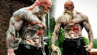 इन बूढ़ा बॉडीबिल्डर को देखकर लोगो की फटी पड़ी है|| 73 year old bodybuilder l Oldest Bodybuilder Ever