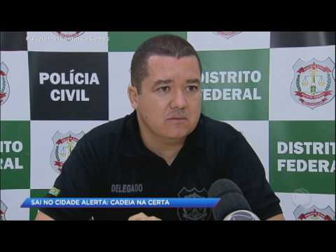 Ex-marido assassino é preso após reportagem do Cidade Alerta