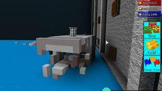 Roblox [Quests!] Build A Boat For Treasure,xay tau len duong di tim kho bau