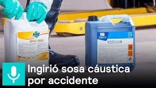 Niño ingiere sosa cáustica; errores médicos le causan graves lesiones - Al Aire con Paola