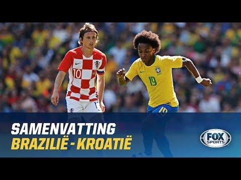 HIGHLIGHTS | Brazilië - Kroatië