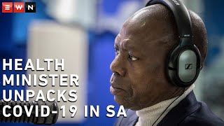 Health Minister Zweli Mkhize spoke to 702 presenter Clement Manyathela to discuss what the rules of Covid-19 lockdown mean for South Africans and how the virus has impacted the country so far.  #CoronavirusSA #ZweliMkhize #Lockdown