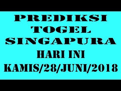 PREDIKSI TOGEL SINGAPURA - 28 - JUNI - 2018 - JITU HARI INI