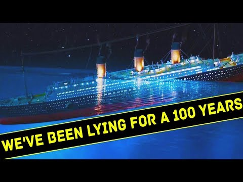 Thumbnail: TITANIC and 7 BIGGEST LIES TOLD IN HISTORY