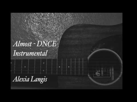 Almost by DNCE Instrmental