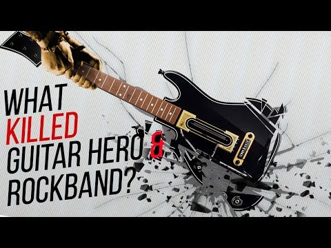 What Killed GUITAR HERO/ROCK BAND Games?