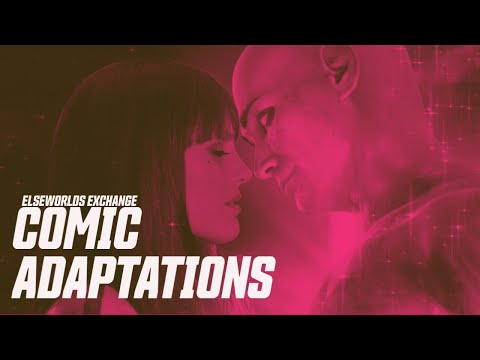 Comic Movie Adaptations ft. Mr. Sunday Movies | Elseworlds Exchange