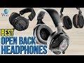 10 Best Open Back Headphones 2017