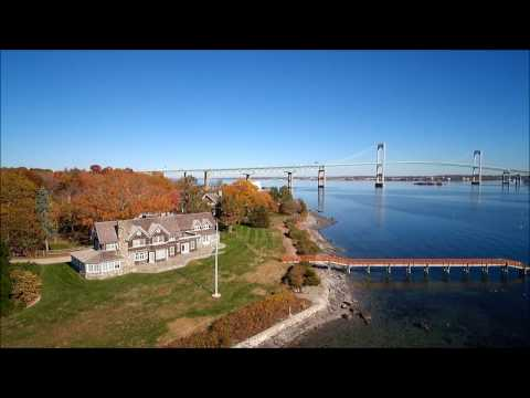 Newport Bridge / Jamestown Island, R I