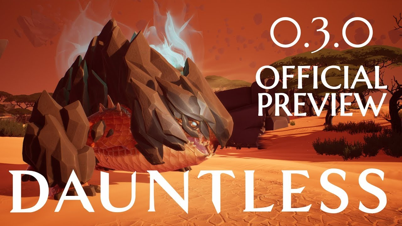 The first major expansion for Dauntless goes live on