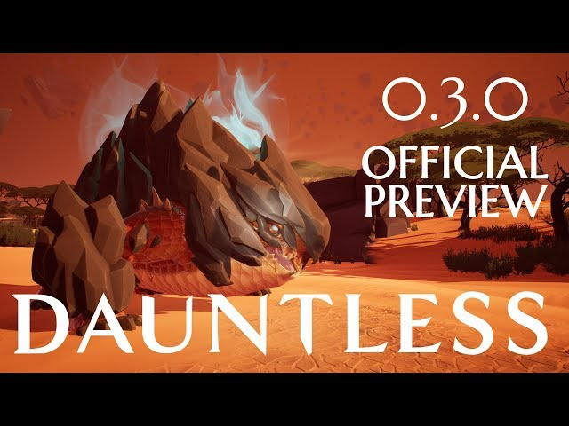 New Dauntless Update 'Sharpen Your Skills' Releases Today – The
