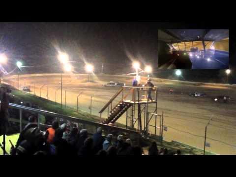 Chandler Motor Speedway 4-29-16 UMP Modified Feature