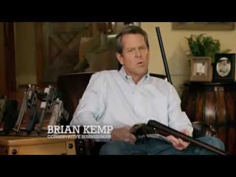 Brian Kemp pro gun commercial!, From YouTubeVideos