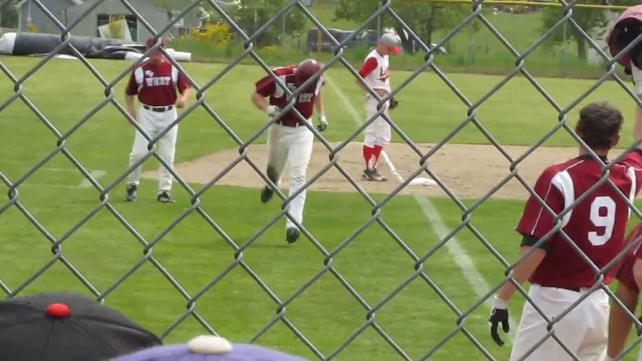 Mitch Gueller Makes Grand Slam - YouTube