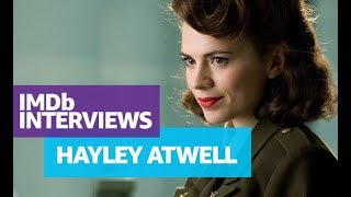 "Hayley Atwell Talks ""Howards End"", Memorable Cinema Experience and ""Love Island"""