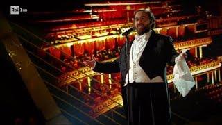 Piero Mazzocchetti interpreta Luciano Pavarotti 34 39 O sole