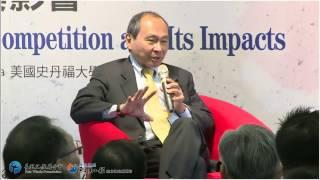 長風基金會邀請國際級大師法蘭西斯.福山(Francis Fukuyama)來台主講...
