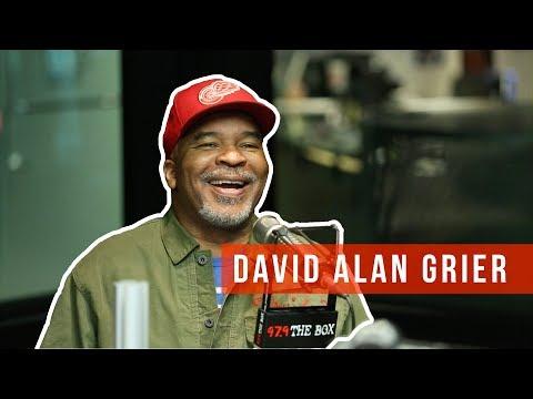 David Alan Grier Reveals