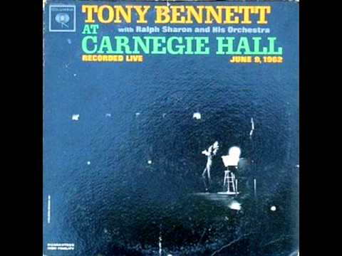 Tony Bennett At Carnegie Hall, Part-I, Side-1 on 1...