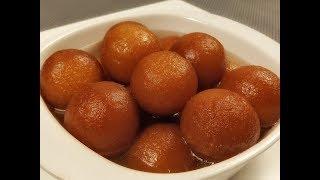 'സോഫ്റ്റ് ഗുലാബ്ജാമുൻ' || Perfect Gulab Jamun with Milk Powder ||Rcp:171