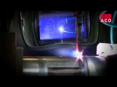 Производственные мощности ACO по производству продукции из нержавеющей стали