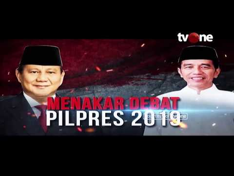 "Laporan Utama: ""Menakar Debat Pilpres 2019"""