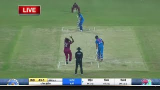 India Vs West Indies 2nd T20 live Match IND VS WI LIVE MATCH