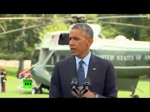 Барак Обама о санкциях против России. Новости сегодня