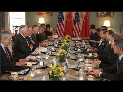 US, China meet over North Korea