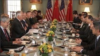 US, China meet over North Korea