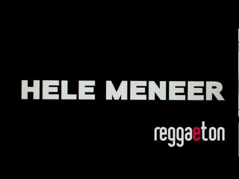 Adje - Hele Meneer (Reggaeton Mix)