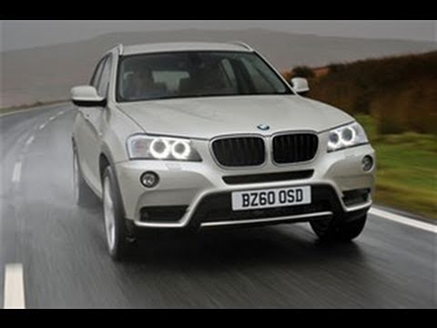 BMW X3 video review 90sec verdict