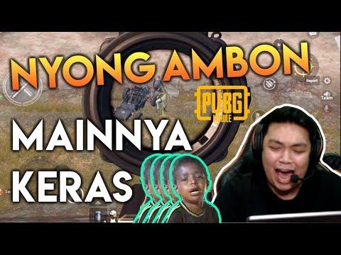 ADU KERAS SAMA ORANG AMBON NGAKAK - PUBG MOBILE INDONESIA