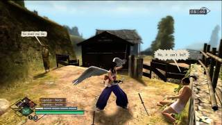 Way Of The Samurai 3 Gameplay