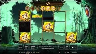 Sherwood Showdown kostenlos spielen - Novomatic / Novoline