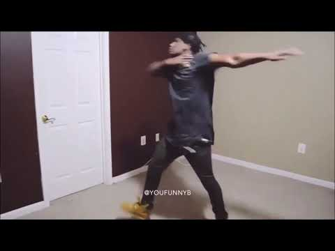 How black people dance to rock music