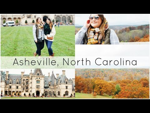 Asheville, North Carolina Travel Vlog | As Told By