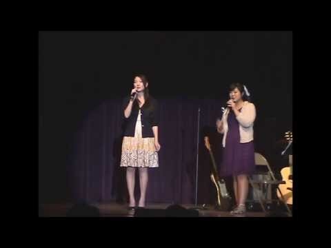 Erika Mariko Olsen and Miko Shudo perform 春が来た Haru Ga Kita