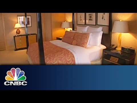Inside Tokyo's Most Expensive Hotel Room | First Class | CNBC International