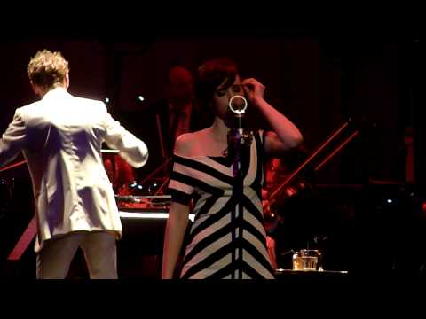 Hooverphonic with Orchestra - 2 Wicky // Antwerpen // 06/03/2012