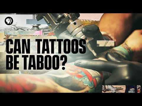 Can Tattoos Be Taboo?